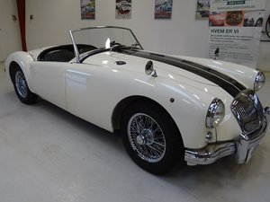 Picture of 1957  MG MGA 1500 Mark I Roadster