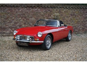 Picture of 1963 MG B Roadster