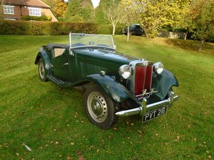 Picture of 1951 MG TD  SOLD