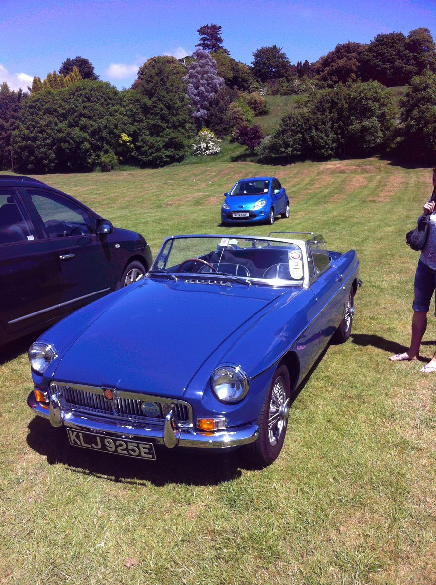 1967 MGB Roadster For Sale (picture 1 of 5)