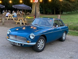 Picture of 1970 MG BGT