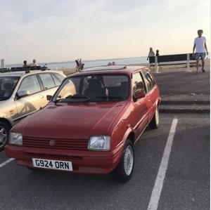 Picture of 1990 MG Metro