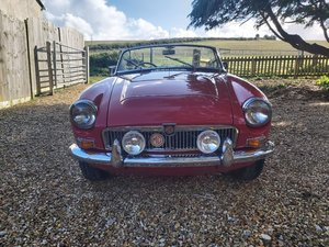 Picture of 1968 Mgc automatic