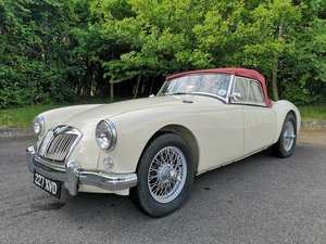 Picture of 1956 MGA Roadster 1500