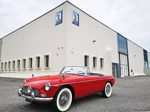 Picture of 1964 MG B ROADSTER ONLY 4 OWNERS EURO 29.800 For Sale