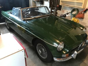 Picture of 1973 MGB Roadster