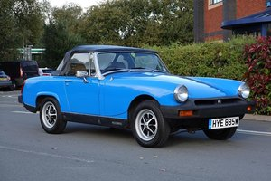 Picture of 1980 MG Midget 1500