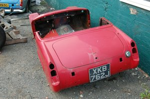 Picture of 1970 MG MIDGET
