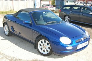 Picture of 1999 MG MGF LOW MILES WITH MOT NICE SPORTS CAR For Sale