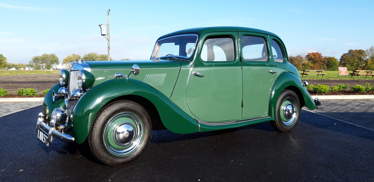 1952 MG YB For Sale (picture 2 of 6)