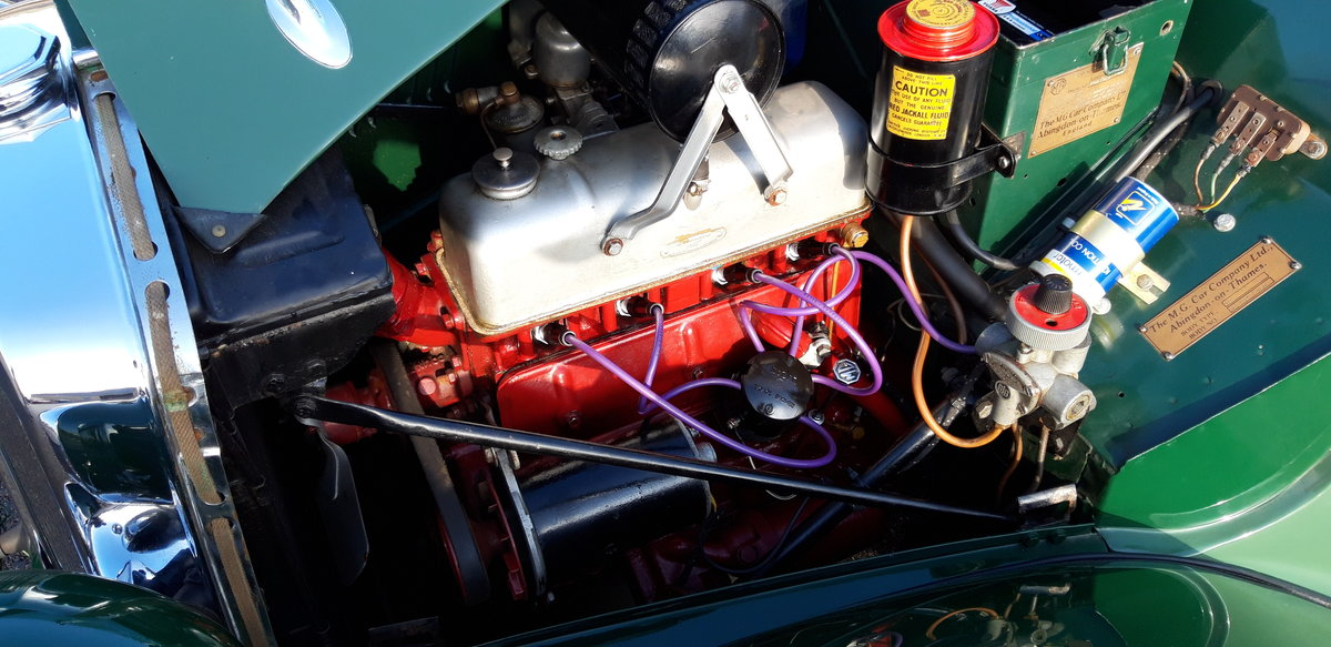 1952 MG YB For Sale (picture 5 of 6)