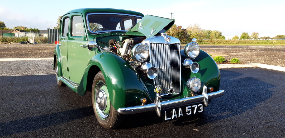 1952 MG YB For Sale (picture 6 of 6)