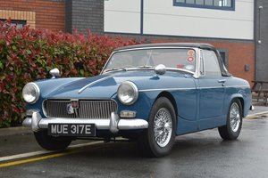 Picture of 1967 MG Midget MkIII