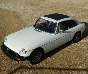MGB GT V8 – Huge History/Ivor Searle Engine