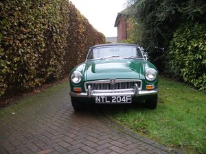 Picture of 1968 MGC Roadster - LHD AUTO