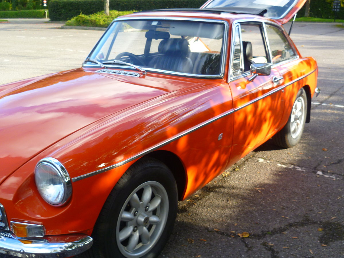 1972 MGB GT  Blaze For Sale (picture 4 of 6)