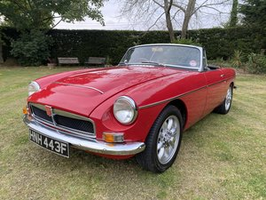 Picture of 1968 MGC Roadster For Sale