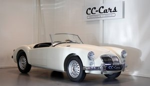 Picture of 1959 Beautiful MGA 1,6 Twin Cam cab. For Sale