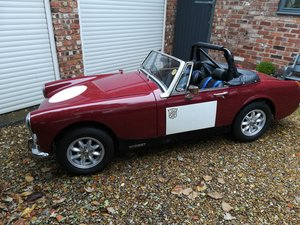 MG Midget Competition Car