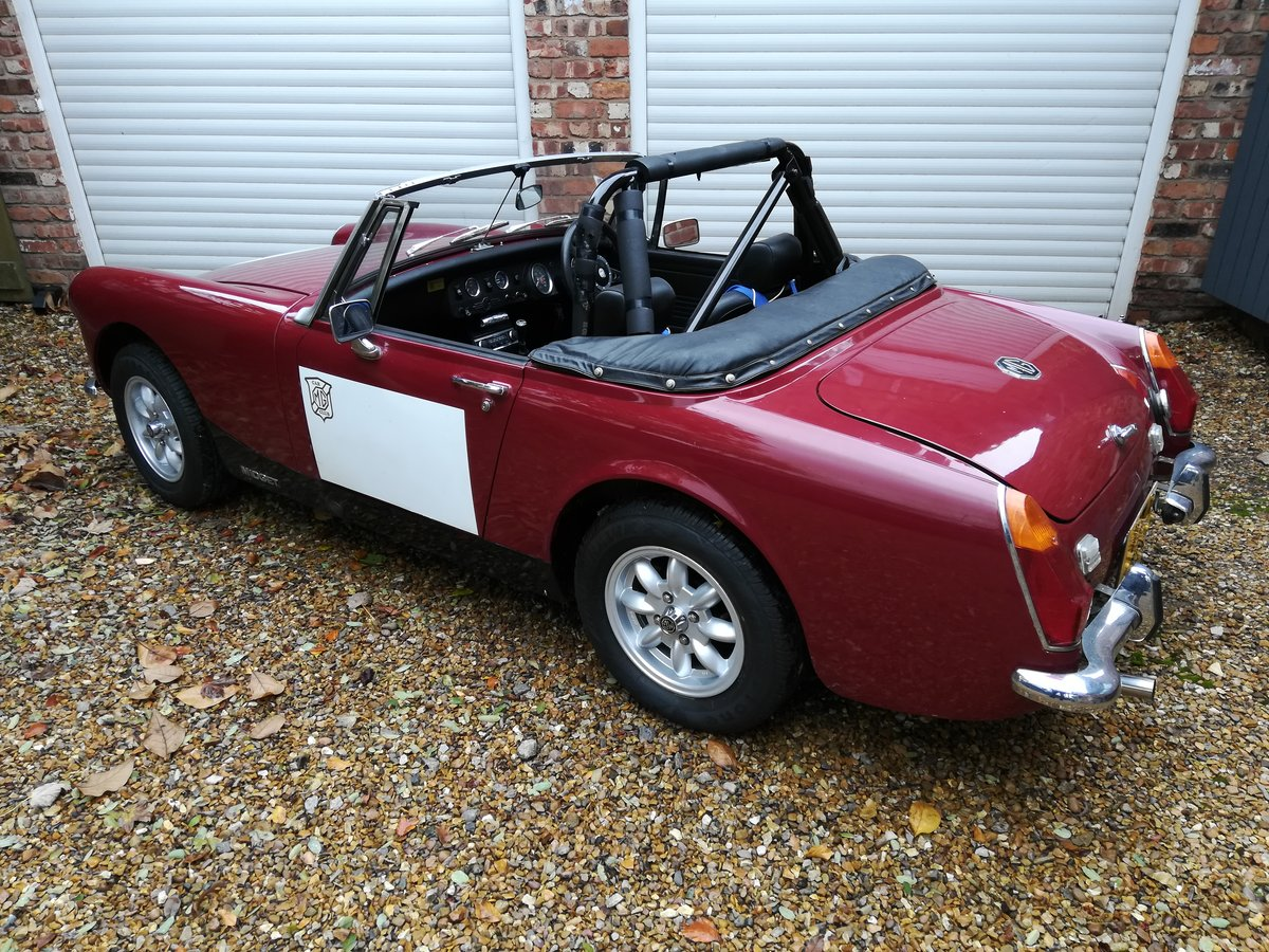 1974 MG Midget Competition Car For Sale (picture 2 of 6)