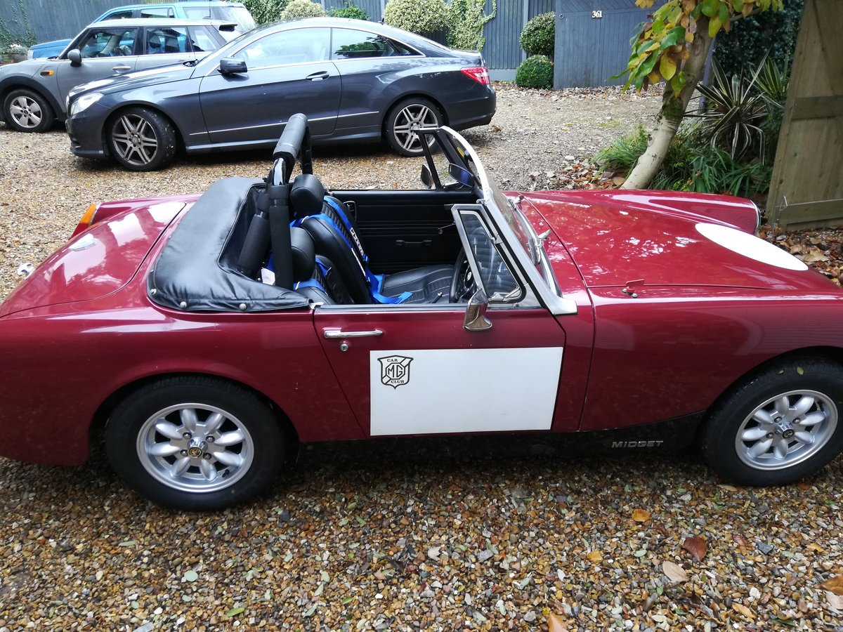 1974 MG Midget Competition Car For Sale (picture 5 of 6)