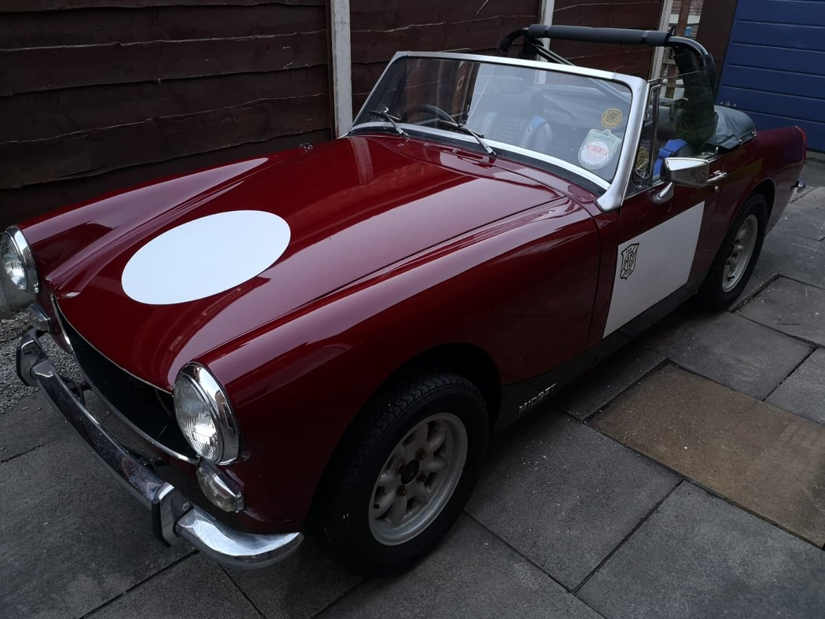 1974 MG Midget Competition Car For Sale (picture 6 of 6)