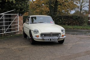Picture of 1967 MG BGT, Beautiful Example