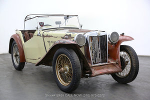 Picture of 1937 MG TA For Sale