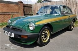Picture of 1975 MG B GT JUBILEE