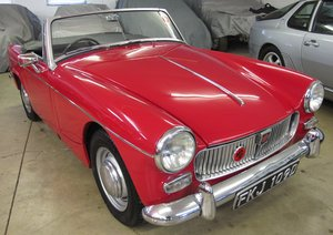 Picture of 1966 MG Midget 1098cc Red