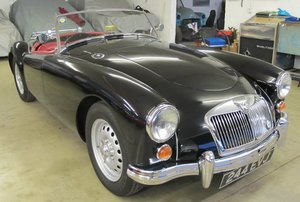 Picture of 1959 MGA Twin Cam Genuine UK Model