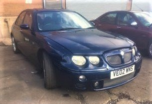 Picture of 2002  MG ZT 190 automatic 2.5 V6 automatic petrol saloon