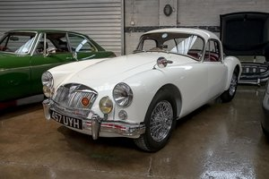 Picture of 1958 Lovely Example - MG MGA 1500 Coupe For Sale