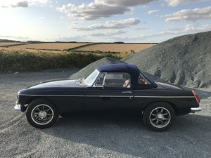 Picture of 1978 MGB 3.5 V8 Roadster rebuild  For Sale