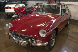 Picture of 1973 MG B GT V8