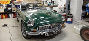 Picture of A 1968 MGC Roadster - 11/11/2020 SOLD by Auction