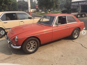 Picture of 1969 MGC GT Coupe Manual For Sale