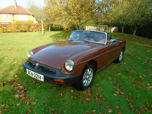 Picture of 1979 MGB Roadster For Sale