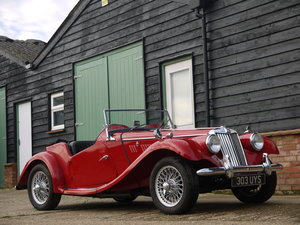 MG TF 1250 XPAG - OUTSTANDING FULLY RESTORED CAR !!