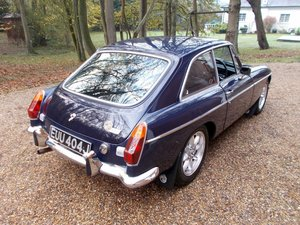 Picture of MGB GT 1971 AUTOMATIC Older Restored Example