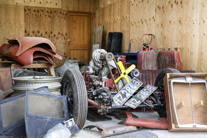 Picture of 1949 MG TC S/Charged Resto Project **SOLD** For Sale