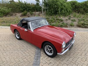 Picture of 1971 MG Midget