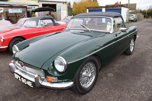 Picture of 1967 MGB Roadster Heritage Shell, Bespoke interior For Sale
