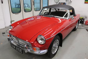 Picture of 1967 MGB Roadster,HERITAGE SHELL in Tartan Rd For Sale