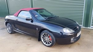 Picture of 2004 MG TF 135 80th Anniversary one of 500 manufactured For Sale