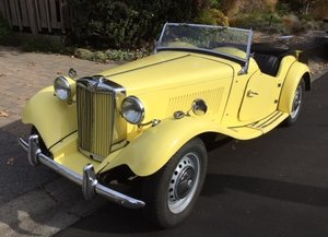 Picture of 1952 Nice original MG TD supercharged