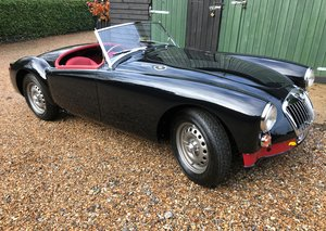 Picture of 1959 FAMOUS HISTORIC MGA TWIN CAM