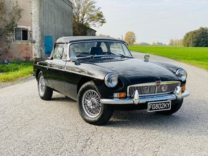 Picture of 1979 MG B CABRIOLET RHD  For Sale