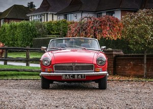 Picture of 1978 MG B Roadster V8 (3.5 Litre) SOLD by Auction