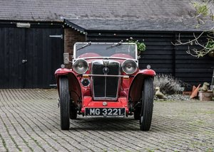 Picture of 1934 MG P-Type SOLD by Auction